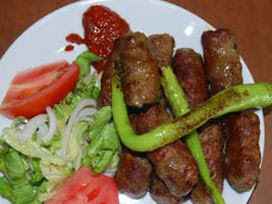 Turkish Recipes: Kofte of Tekirdag Turkish Kofte Recipe