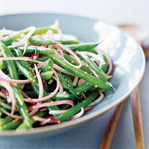 Green Bean And Fried Onion Salad Recipes — Dishmaps