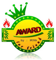 award by Nura for Investing blog