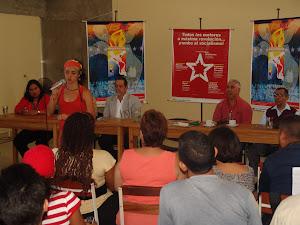 Debate sobre la reforma Constitucional en la Iberoamericana