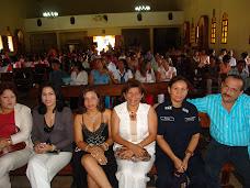 Personalidades del quehacer regional en actos del Municipio Rómulo Gallegos
