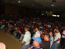 Asamblea Estudiantil en el Paraninfo