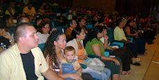 Nutrida asistencia de público en Concierto Aniversario