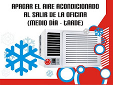 Campaa para ahorrar energa