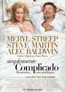 Filme Poster Simplesmente Complicado DVDRip RMVB Dublado