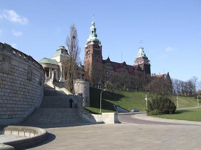 Waly Chrobrego in Szczecin