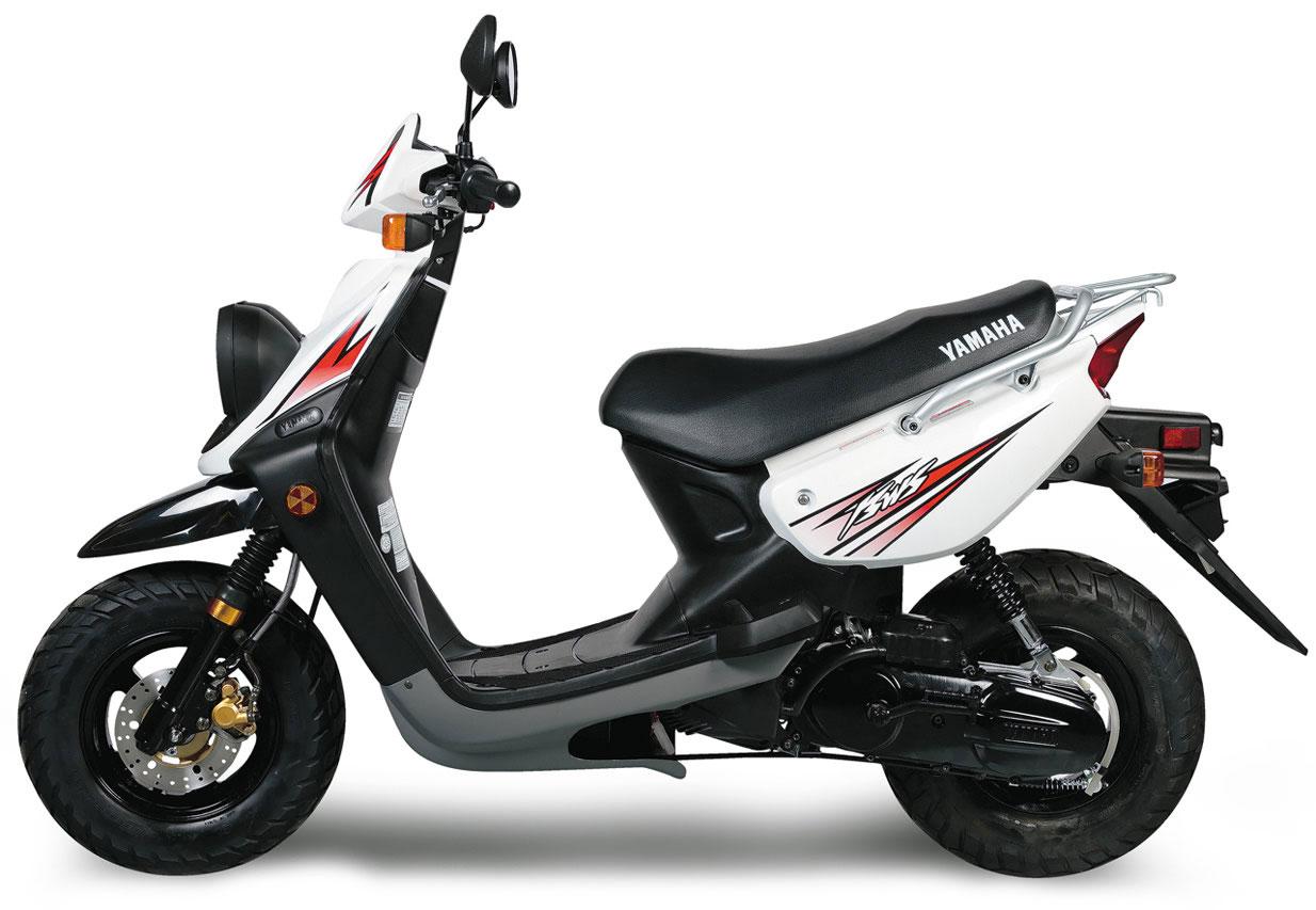 Yamaha Bws Naked (2008 - 17), prezzo e scheda tecnica