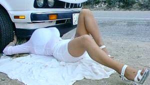 A CAR BRA