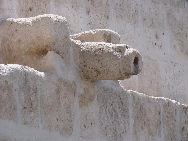 Ciudad, de mustias y encorvadas bóvedas, de anónimas gárgolas, las pontezuelas guardan tu historia.