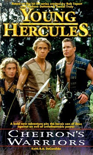 The Adventures of Young Hercules