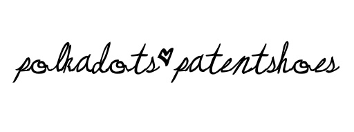 Shop//PolkaDots&PatentShoes♥