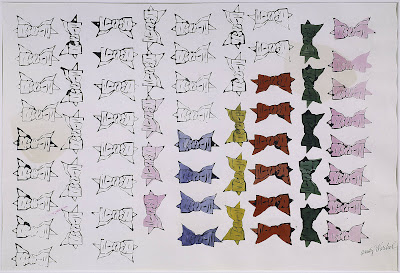 bow ties andy warhol