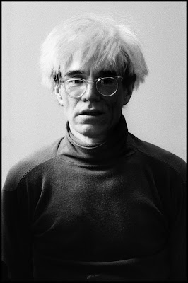 Andy Warhol by Patricia Steur