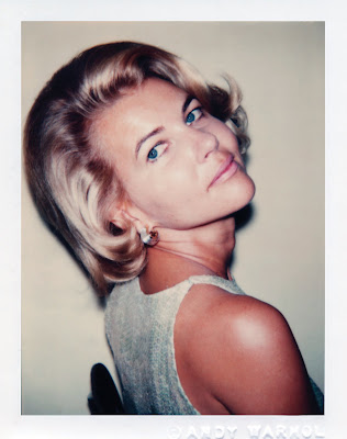 Kay Fortson by Andy Warhol