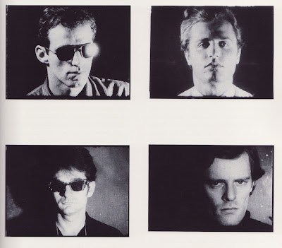 Screen Tests by Andy Warhol