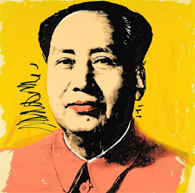 warhol mao high resolution