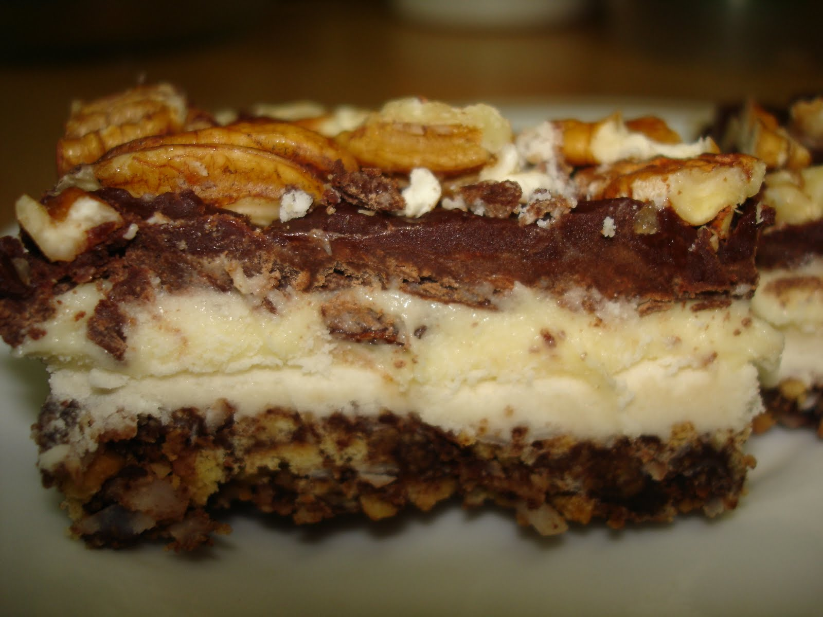 Food for foreigners nanaimo bars recipe for Best bar food recipes