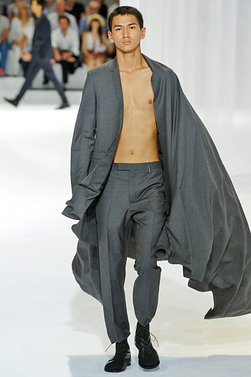 Dior Homme Spring 2011