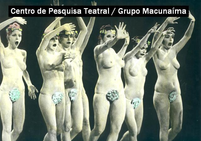 Centro de Pesquisa Teatral/Grupo Macunaíma