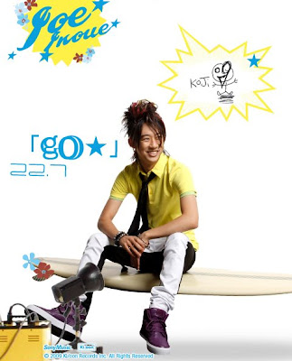 .♥ Kingdom of Inoue Joe (井上ジョー) ♥.