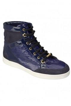 Jimmy Choo launch sneakers
