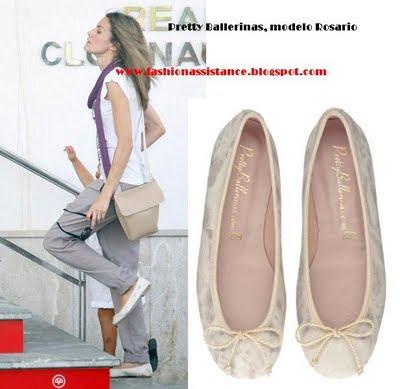Dña Letizia Fashion Assitance