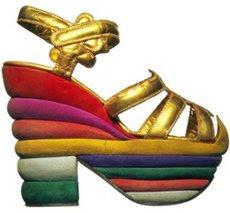 Sandalia Rainbow