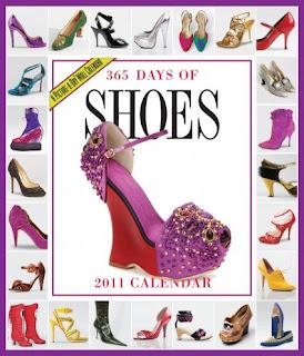 Shoe Calendar en www.elblogdepatricia.com