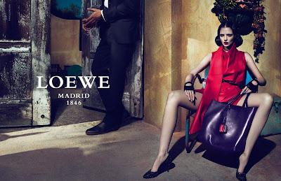 Loewe and  en www.elblogdepatricia.com