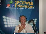 KUERPO ACTIVO FM  ahora por WWW.SPOTWEB TV.COM todos los martes y jueves de 9 a 10 am