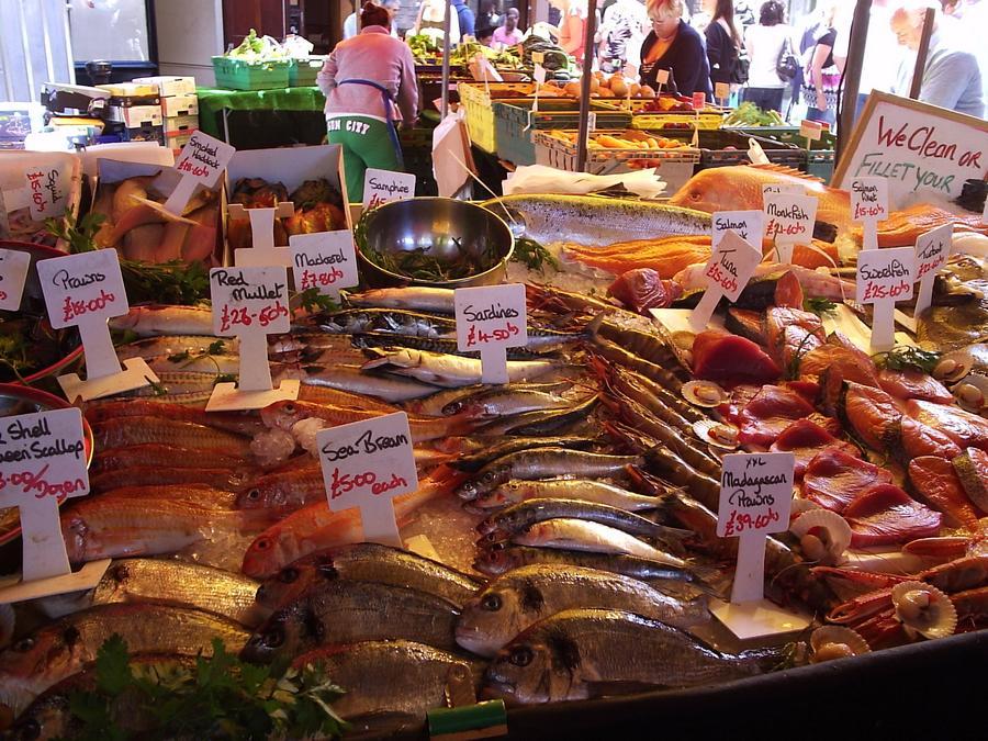 London Bridge Food Sunday