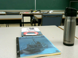 Small Vessel Operator Proficiency (SVOP) Course.