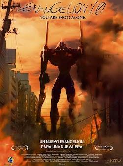 Bạn Không Cô Đơn - Evangelion: 1.0 You Are (not) Alone (2007) Poster