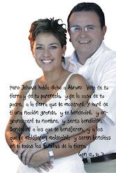 Carlos Mauricio Iriarte y María Fernanda de Iriarte