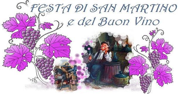 FESTA DI SAN MARTINO e del Buon Vino