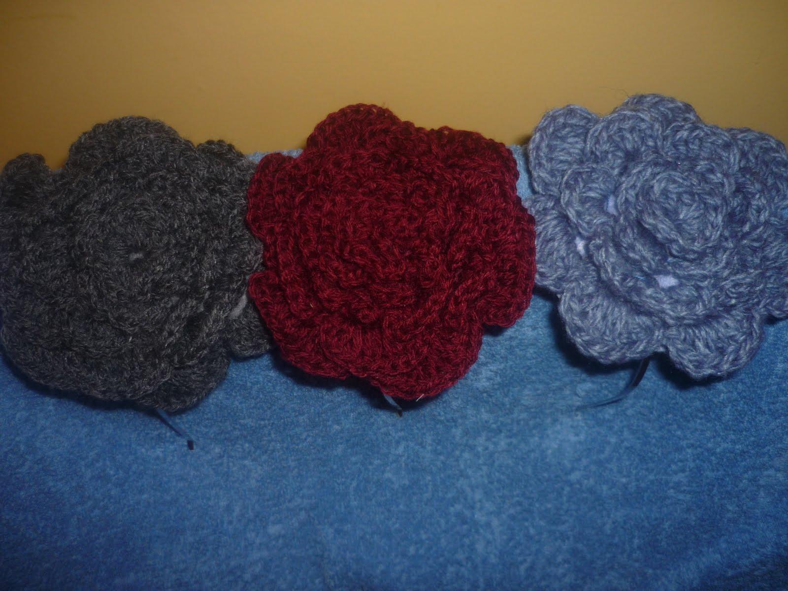 Pin diademas crochet on pinterest - Diademas a crochet ...