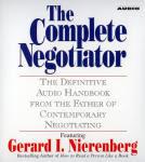 The Complete Negotiator - audio book