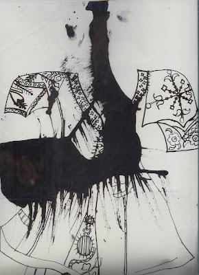 L'art brut La+robe+paysanne
