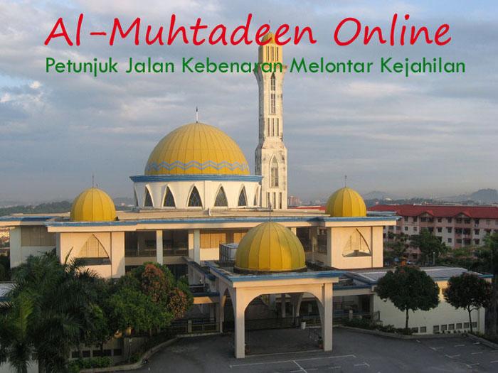 Al-Muhtadin Online