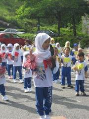 Sukan Tadika Al-Farabi 2008