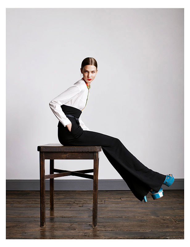 Karlie Kloss Vogue 2015