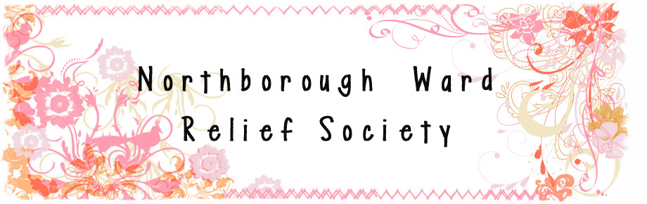 Northborough Ward Relief Society