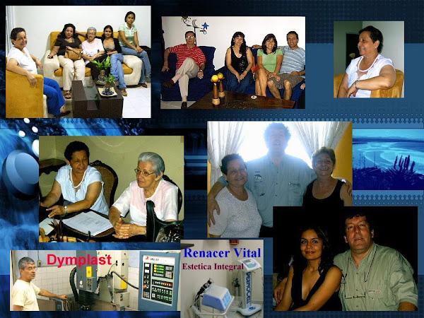 Familia en Santiago de Cali