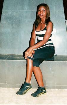 Esta é a Suzane de Angola !!!
