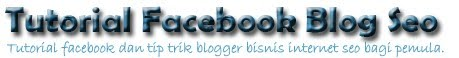 Tutorial Facebook Blog Seo