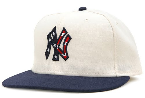 This special-edition cap will be worn by the Yankees for games played on  Memorial Day 93ee13a24dd