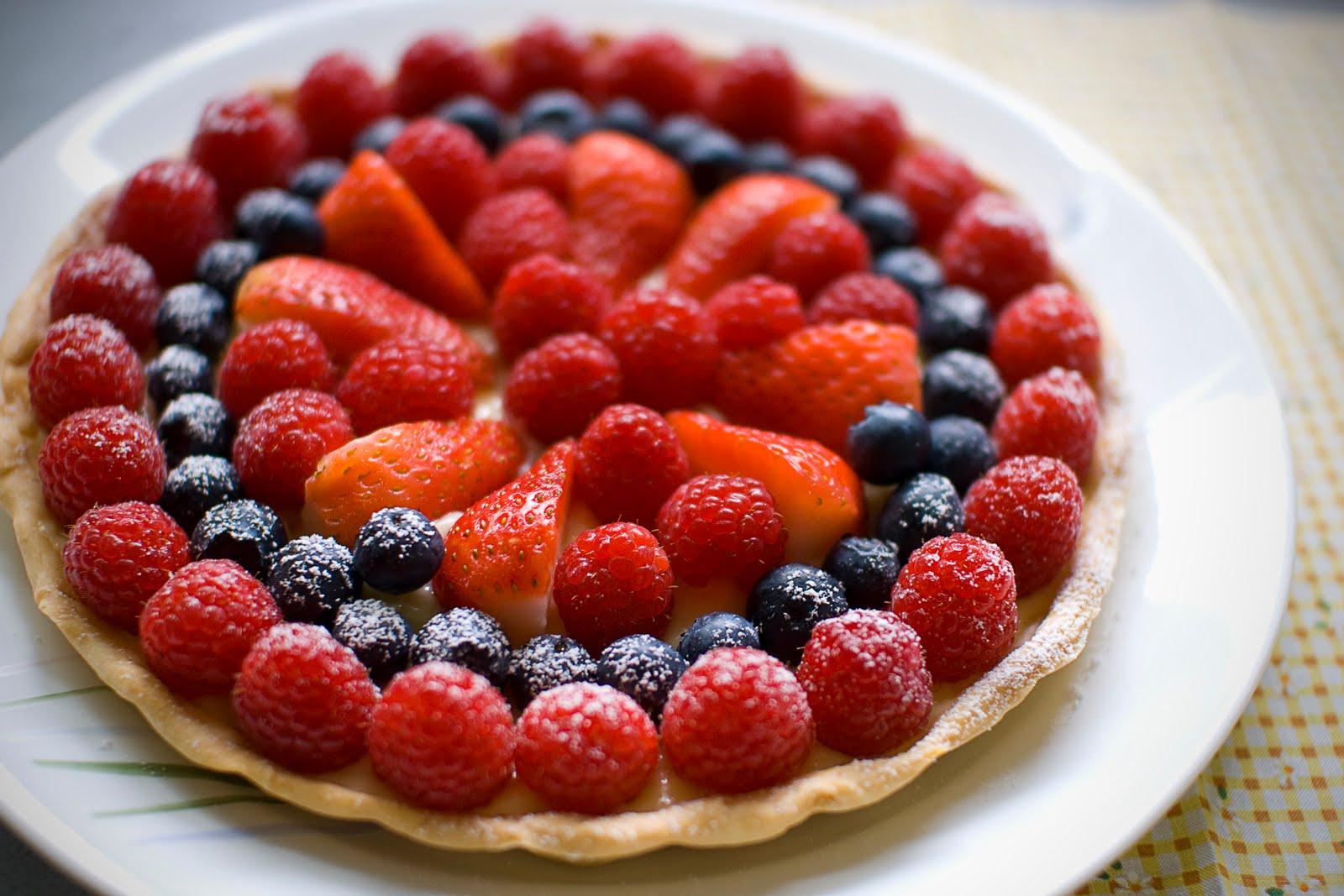 Berry Tart | The Baker in Me ~ Bake, Baking, Baked.