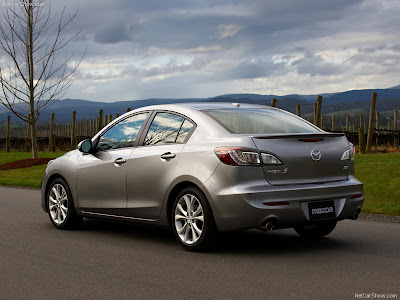 So this new Mazda 3 needs to