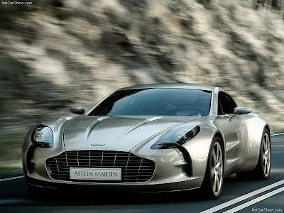Motor Gears: New Reveal At Geneva : 2010 Aston Martin One-77