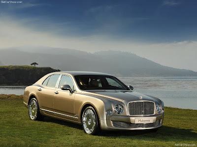 Bentley Mulsanne 2011. 2011 Bentley Mulsanne: It#39;s
